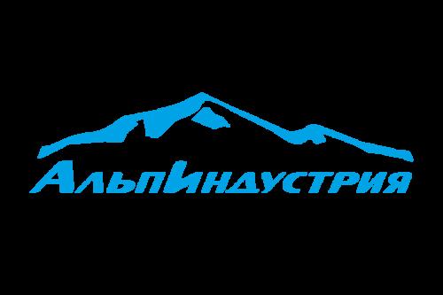 2021 Логотип Альпиндустрия