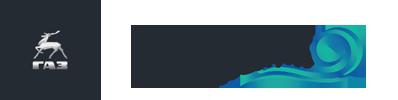 2021 Логотип Газ Балтийский